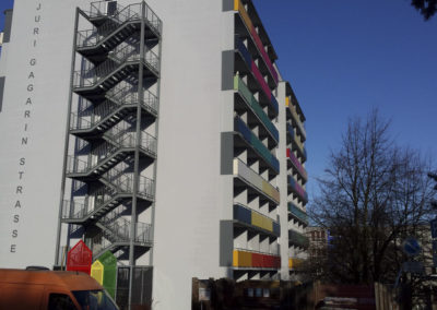 Referenz Brandschutz Bild Nr. 02 EBT Einblasdämmtechnik GmbH