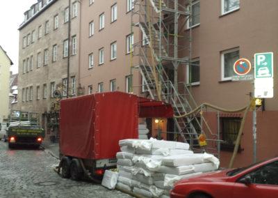 Referenz Brandschutz Bild Nr. 03 EBT Einblasdämmtechnik GmbH