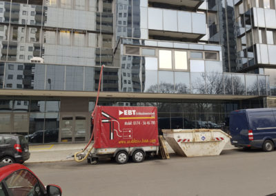 Referenz Brandschutz Bild Nr. 08 EBT Einblasdämmtechnik GmbH